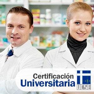 Diplomatura en Auxiliar de Farmacia