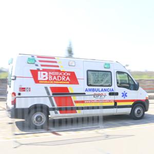 Operador de Ambulancia